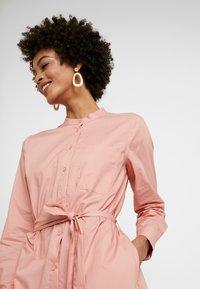 Part Two - LULU DRESS - Skjortekjole - rose dawn - 4