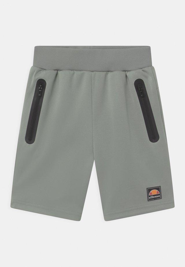 AMBROSINIO UNISEX - kurze Sporthose - light grey