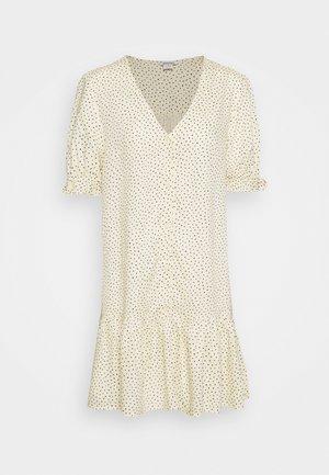 WILLA DRESS - Kjole - yellow dusty light