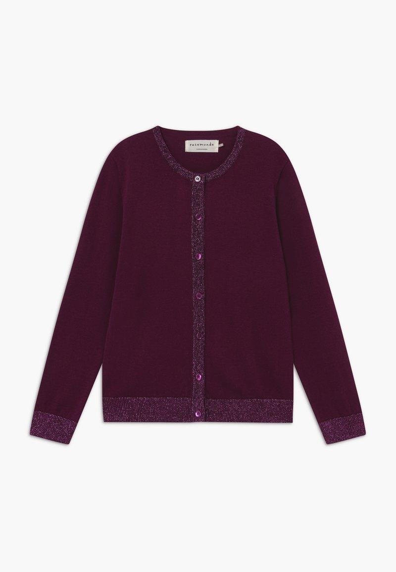 Rosemunde - Kardigan - purple