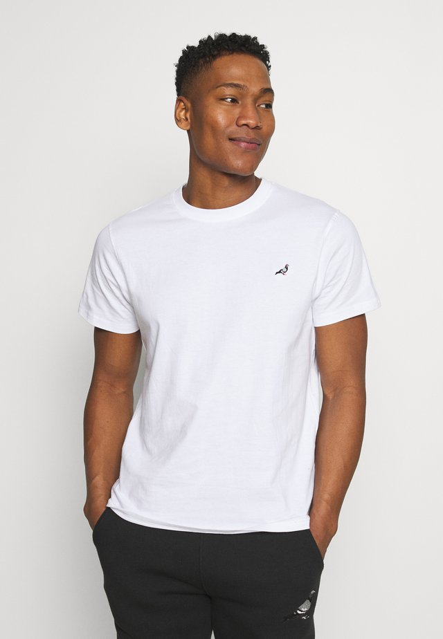 TEE UNISEX - Basic T-shirt - white