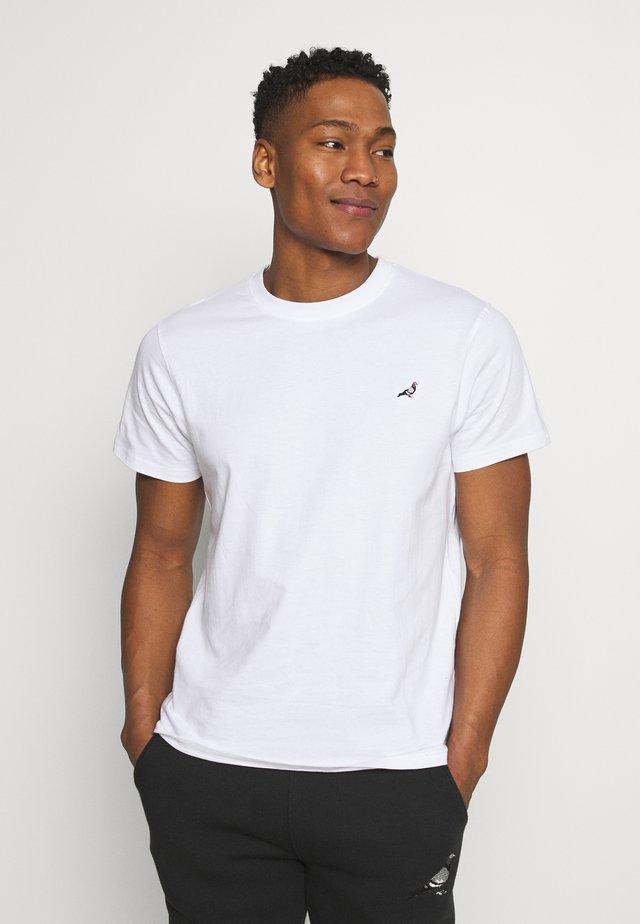 TEE UNISEX - T-shirts - white