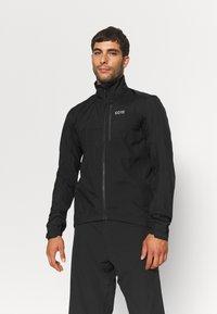 Gore Wear - GORE® WEAR SPIRIT JACKET MENS - Trainingsjacke - black - 0