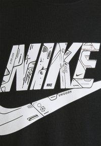 Nike Sportswear - TEE  AIR  - T-shirt med print - black - 2