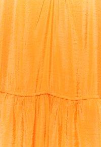 InWear - HAZINI DRESS - Maxi dress - vibrant orange - 2