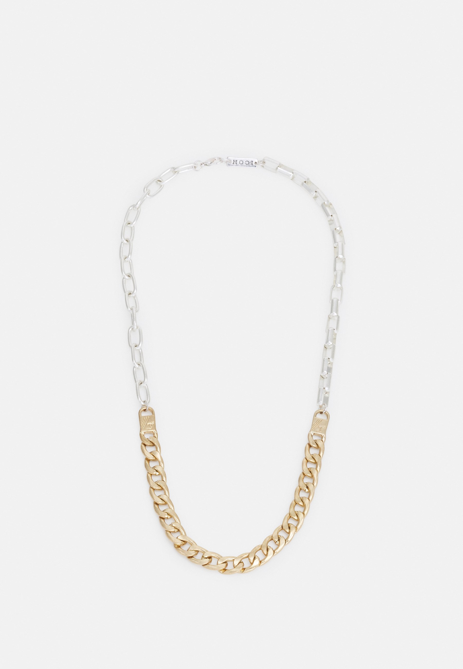 Homme ALL MIXED UP DIFFERENT CHAINS NECKLACE - Collier