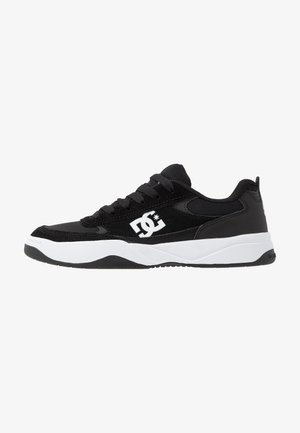 PENZA - Sneakersy niskie - black/white