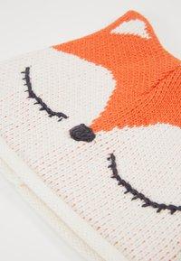 Benetton - HAT FOX - Bonnet - orange - 2