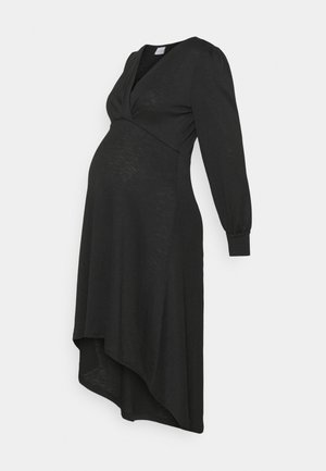 MLABELLA TESS DRESS - Žerzejové šaty - black