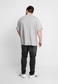 Cars Jeans - BLAST PLUS - Slim fit jeans - black used - 2