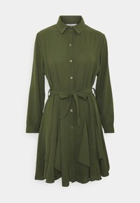 WAL G. - LAURY SHIRT DRESS - Shirt dress - khaki - 4