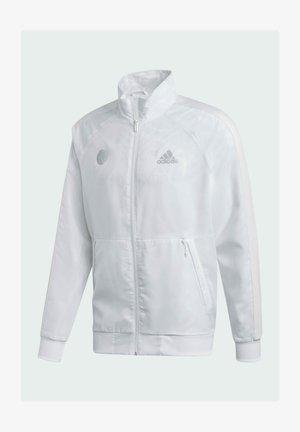 TENNIS UNIFORIA  - Bluza rozpinana - white