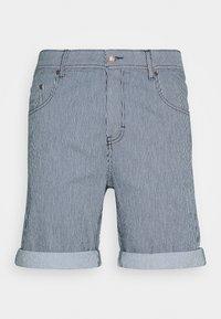 Denim Project - MR ORANGE STRIPE - Shorts - blue - 0