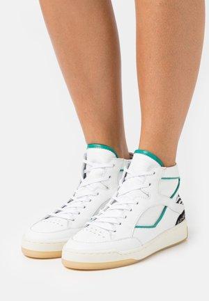 OPA - High-top trainers - bianco/ghiaccio/black/italia