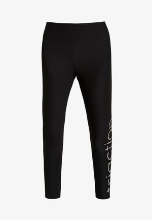 DYNAMIC LITE - Leggings - black