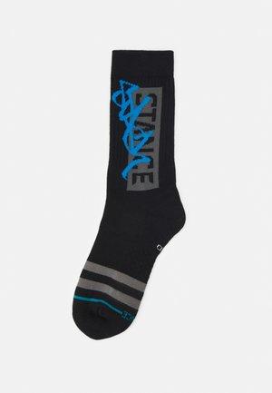 STASH  - Socks - black
