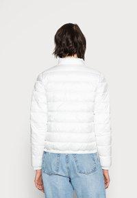 Tommy Hilfiger - PADDED JACKET - Light jacket - white - 2