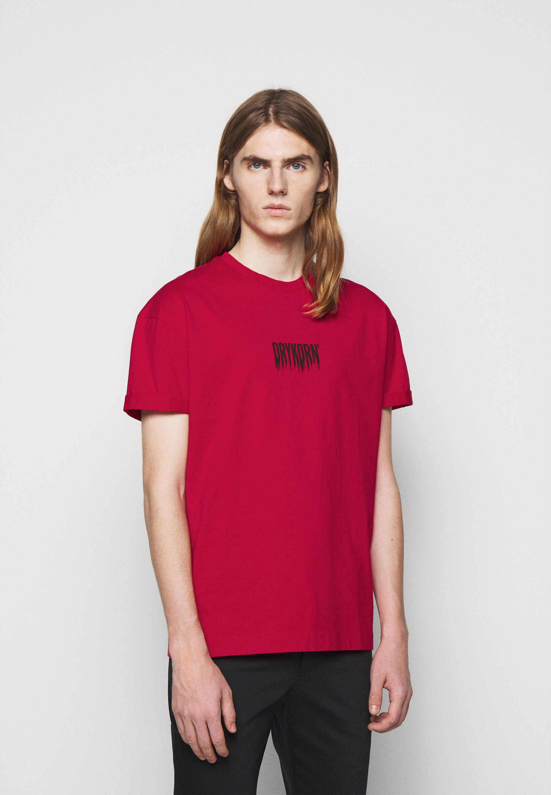 Men THILO FADE - Print T-shirt