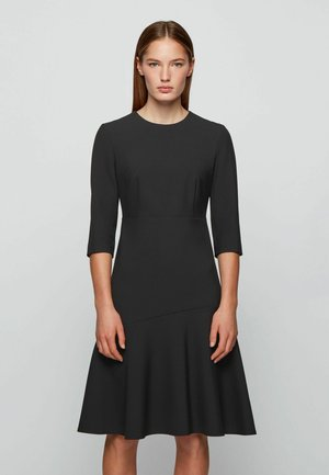 DASTY - Day dress - black