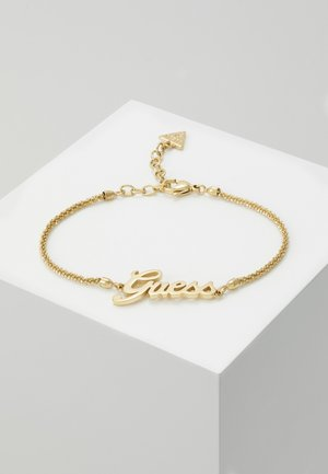 LOGO POWER - Bracelet - gold-coloured