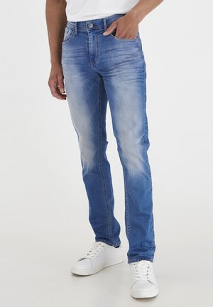 Slim fit jeans - denim clear blue
