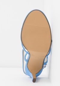 4th & Reckless - PENNY - High heeled sandals - blue - 6