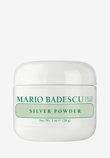 SILVER POWDER - Cleanser - -