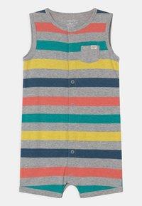 Carter's - MULTISTRIPE - Jumpsuit - multi-coloured/mottled grey - 0