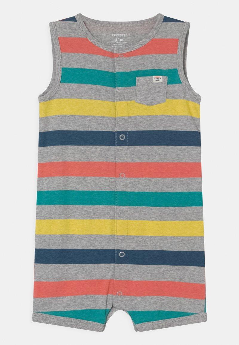 Carter's - MULTISTRIPE - Jumpsuit - multi-coloured/mottled grey