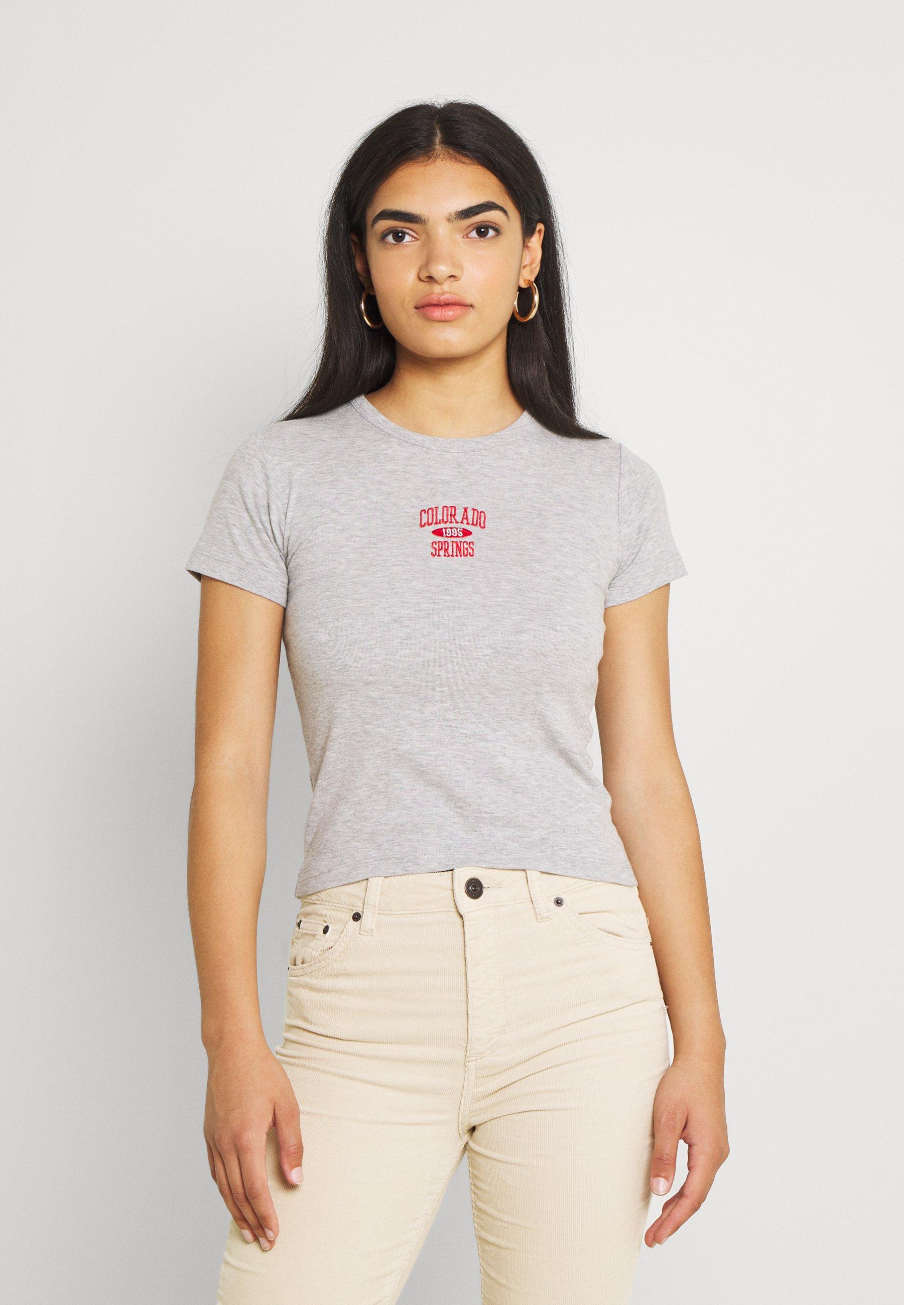 Women COLORADO SPRINGS BABY TEE - Print T-shirt
