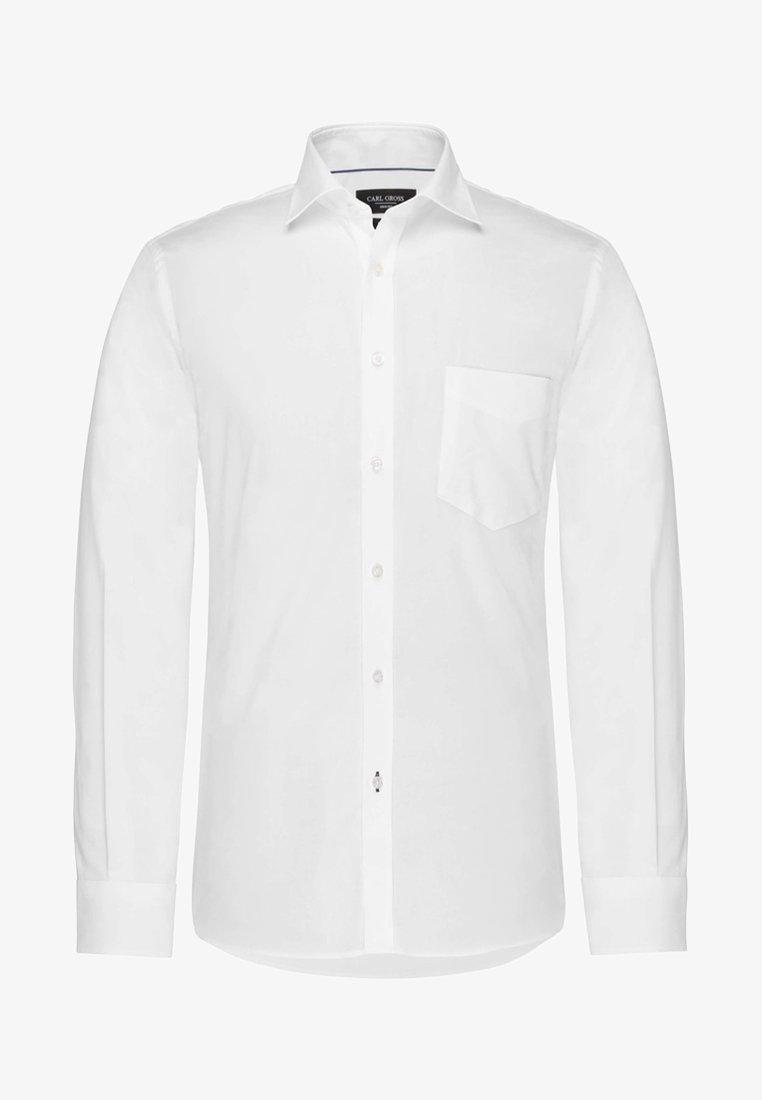 Carl Gross - Formal shirt - white