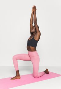 Nike Performance - THE YOGA 7/8 - Leggings - desert berry/heather/light arctic pink - 1