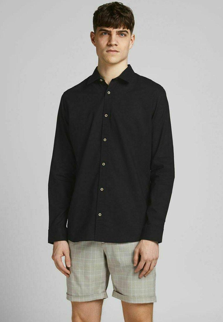 Jack & Jones PREMIUM - Formal shirt - black