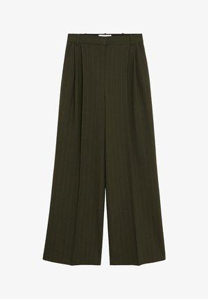 MELCHOR - Pantalon classique - kaki