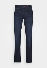 Wrangler - GREENSBORO - Jeansy Straight Leg - dark fever - 4