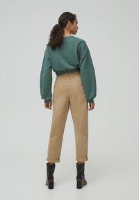 PULL&BEAR - Sweatshirt - green - 2