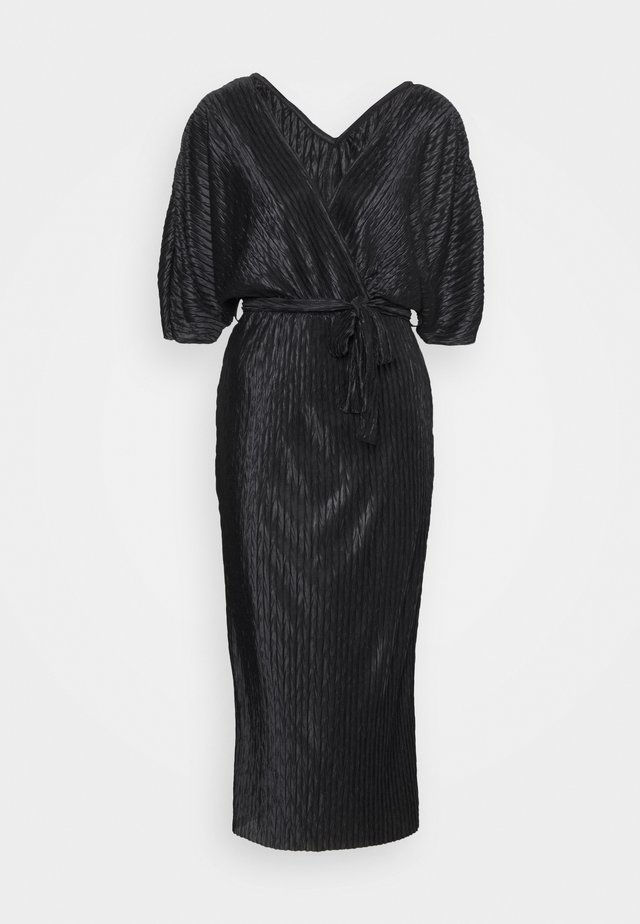 YASOTOLINDA MIDI DRESS - Robe d'été - black