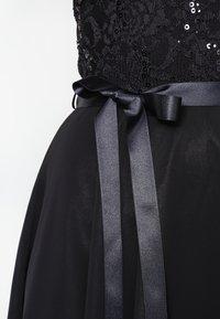 Swing - Vestido de cóctel - black - 4