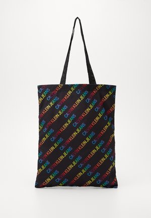 MARKET TOTE PRIDE - Shopping bag - black