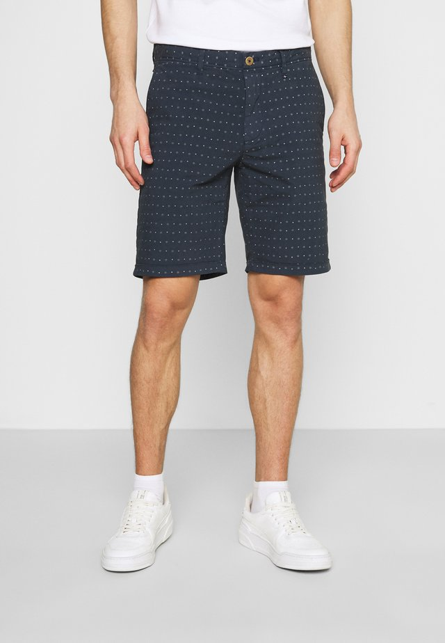 VISBY TURNUP - Shorts - multi/total eclipse