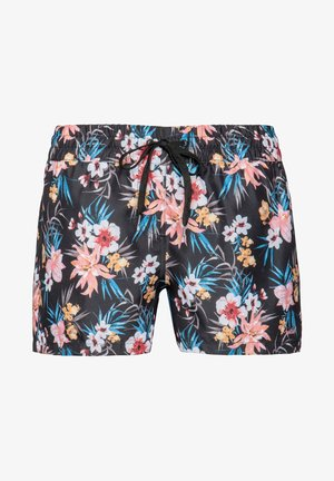 VALE  - Bikini bottoms - pink/black