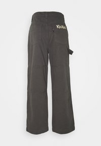 Kickers Classics - DRILL TROUSER - Broek - grey - 1