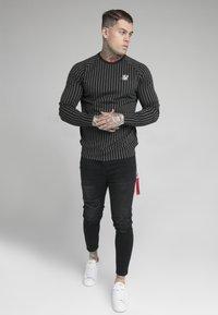 SIKSILK - CREW - Sweater - dark blue - 1