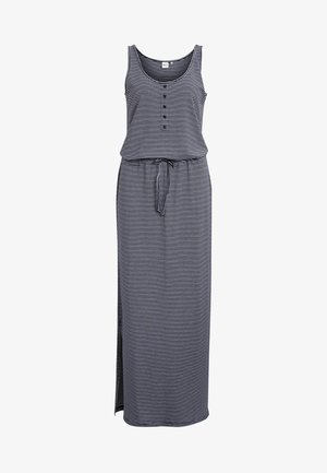 OBJSTEPHANIE MAXI DRESS  - Maxi dress - sky captain