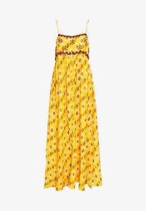 ANGIE - Długa sukienka - multi