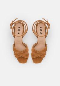 Furla - Sandały - miele - 4