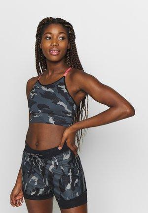 ONPJOY LIFE SPORTS BRA - Sports bra - turbulence/black