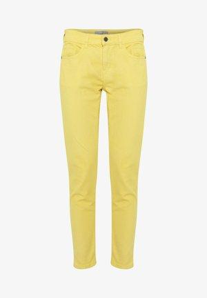 FRCAYELLOW - Jeans Skinny - lemon zest