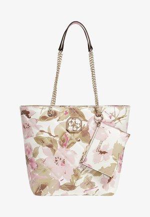 DILLA - Handbag - blumenmuster