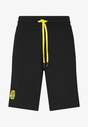 GOLD'S GYMKNIT SHORT - Sports shorts - black